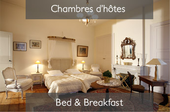 Chambres d'hôtes Bed and Breakfast Saintes charente-maritime